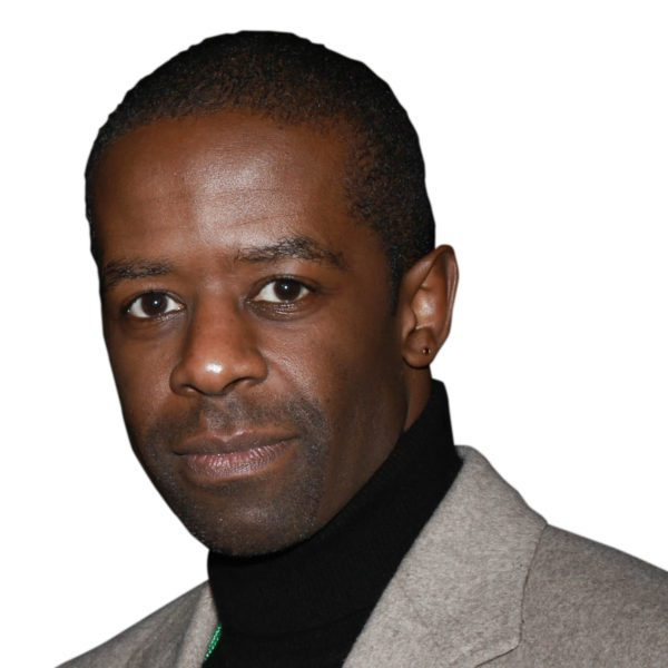 Adrian Lester OBE - Actor and NYAT Patron